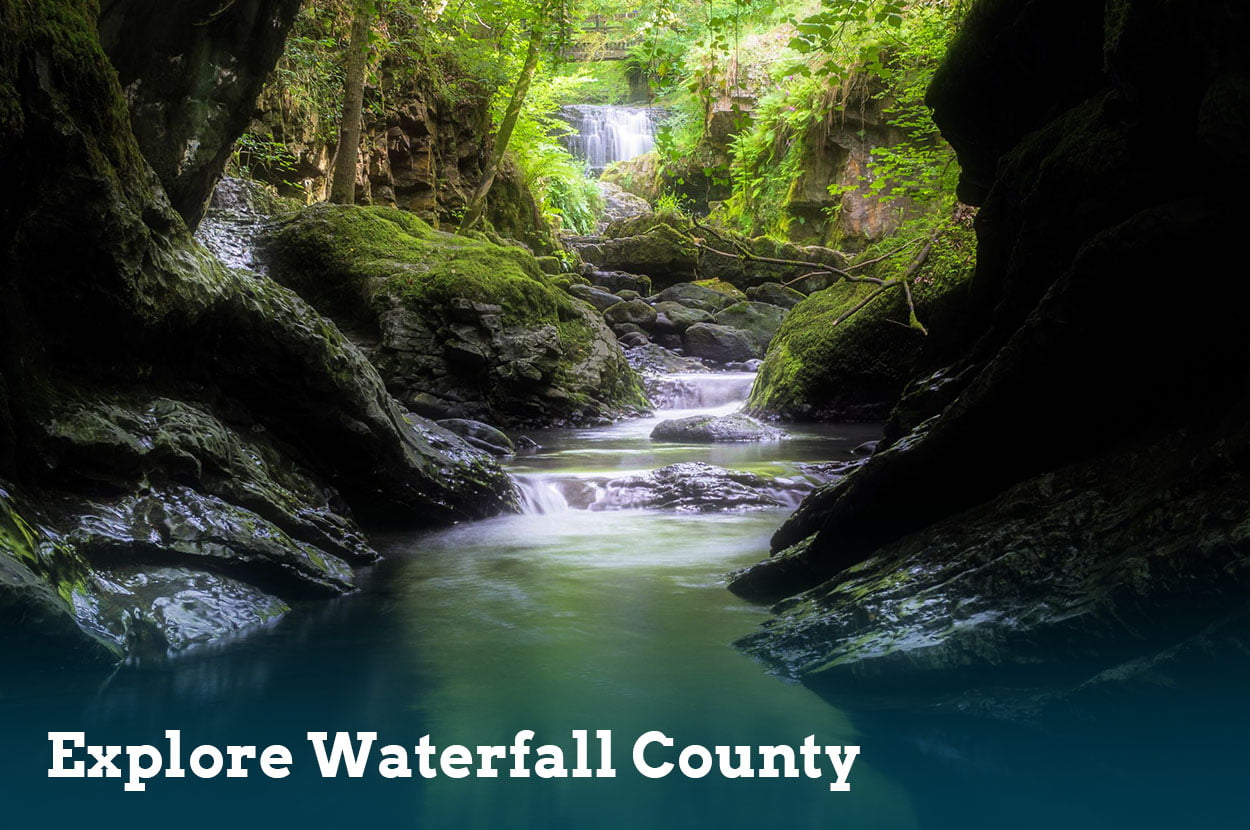 Explore Waterfall County